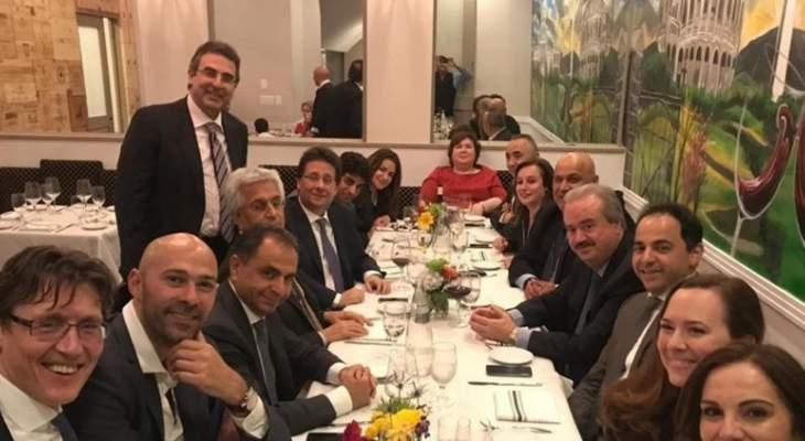 الوفد النيابي عاد من واشنطن: مشاريع للشباب اللبناني ولا عقوبات جديدة تستهدف لبنان