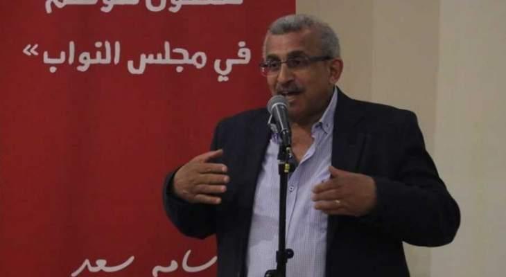 أسامة سعد: لأهمية اشراك مختلف فئات المجتمع في تطوير البرنامج