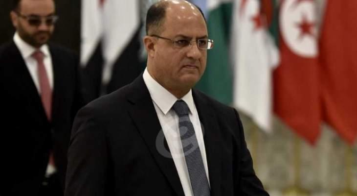 النشرة: اللقيس يلتقي في هذه الأثناء رئيس الوزراء السوري