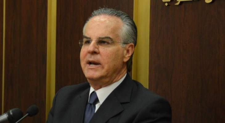 جورج عدوان: لن ندخل أي محاصصة في ملف التعيينات