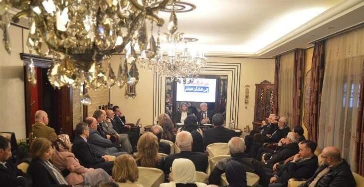 طه ناجي: قرار مقاطعة فرعية طرابلس رسالة للجميع أننا لا ننافس الخاسر