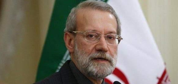 لاريجاني: إيران ستواصل تخصيب اليورانيوم وفقا للاتفاق النووي والقوانين