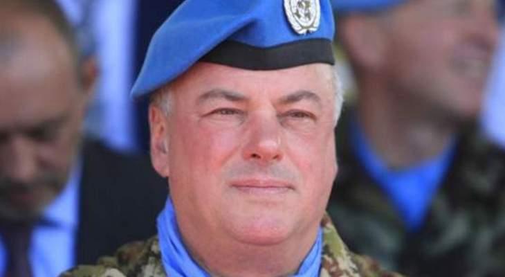 رئيس اليونيفيل ترأس الاجتماع الثلاثي بالناقورة: أي نشاط قرب الخط الأزرق ينبغي ألا يكون مفاجئا