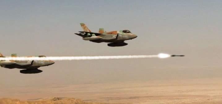 """""""سانا"""": العدوان الإسرائيلي استهدف تل الدرعية في القنيطرة بقذائف عدة"""