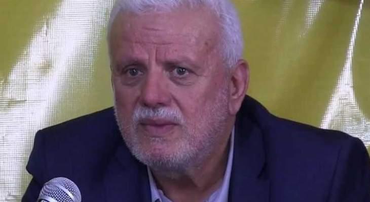 """فتحي أبو العردات يهنيء الطوائف المسيحية بـ""""الفصح"""" المجيد"""