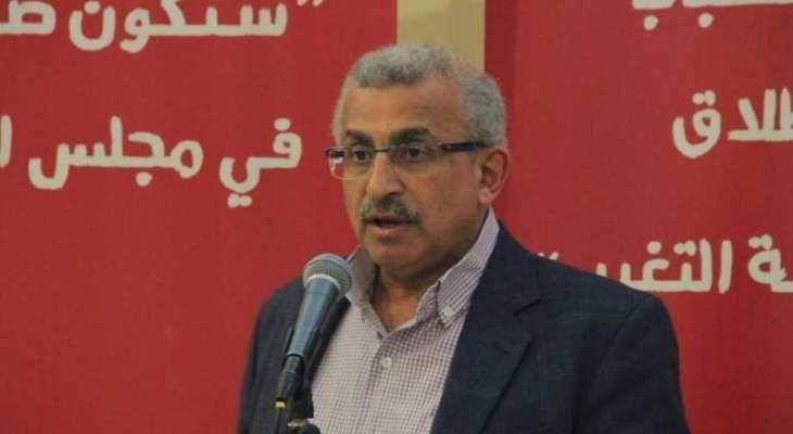 سعد يدعو مؤسسة كهرباء لبنان لاعادة التيار الكهربائي إلى أحياء صيدا