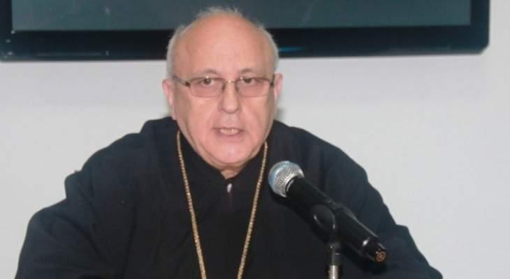 درويش: القمع المستمر للمسيحيين سيكون له أثر سلبي على المنطقة والعالم