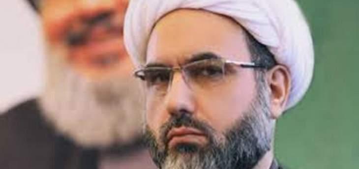 الشيخ زعيتر: لا نسمح لاحد بضرب الجيش بوردة ولكن لن نسمح لاحد ان يعتدي علينا