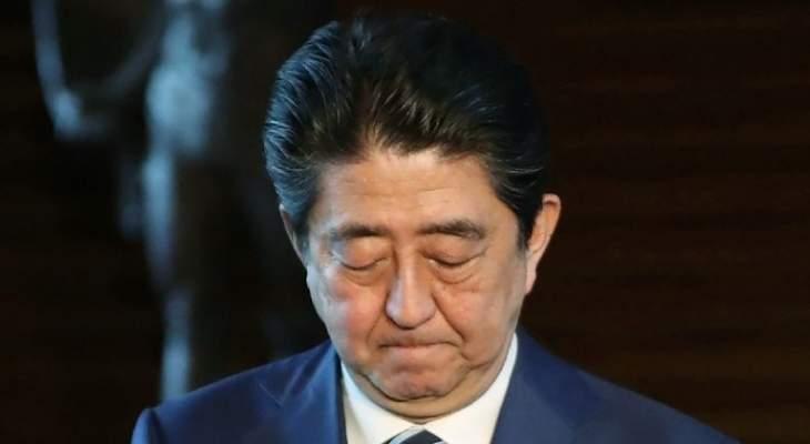 رئيس الوزراء الياباني: الامن في الشرق الاوسط يخدم المنطقة ومصالح إيران ايضا