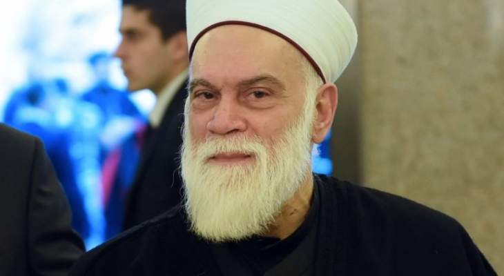 مصادر للأخبار:تولي عصفور مهام رئاسة المجلس الاسلامي العلوي غير قانوني