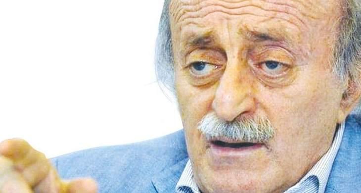 جنبلاط: استمرار اعتقال رشيد جنبلاط هو ضرب من التعسف