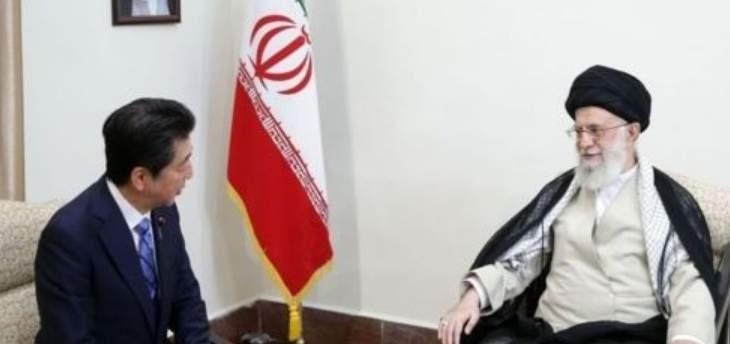 الغارديان: ترامب وضع رئيس الوزراء الياباني في موقف لا يحسد عليه في ايران