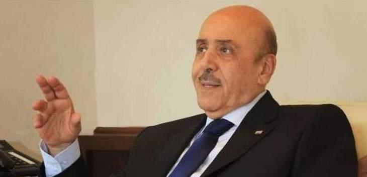 مرجع أمني للشرق الاوسط: دخول المملوك إلى لبنان يفرض على أجهزة الأمن اعتقاله