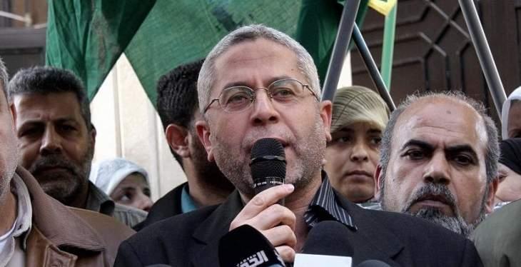 مرة رحب بدعوة نصر الله للحوار اللبناني الفلسطيني لمواجهة صفقة القرن