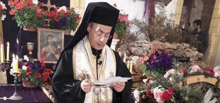 إحياء الجمعة العظيمة في كنائس وأديرة النبطية