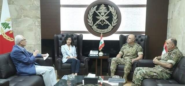 قائد الجيش عرض مع الخليل لبطولة العالم العسكرية للماراتون