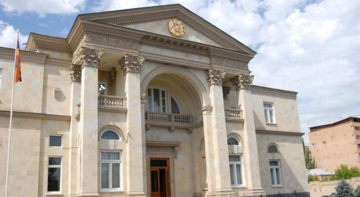 سرقة في مقر إقامة رئاسة وزراء أرمينيا