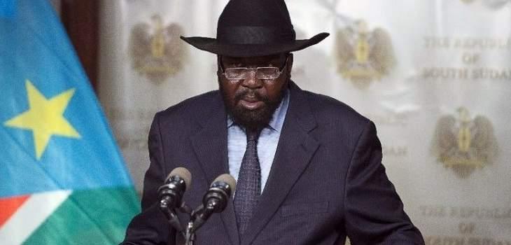 رئيس جنوب السودان: لتأجيل تشكيل حكومة الوحدة عاما على الأقل