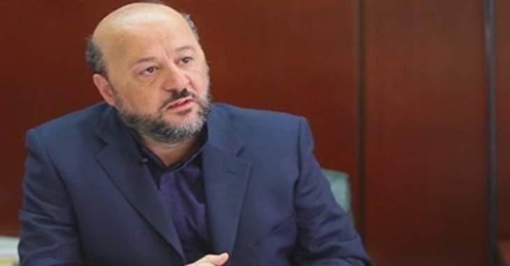 الرياشي: لا نأخذ إلا مواقف واضحة لصالح الدولة وبنائها