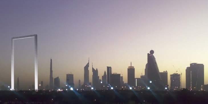 ارتفاع عدد القتلى بحادث سقوط الطائرة في دبي الى 6 أشخاص