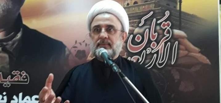 قاووق: الأزمة الحكومية بلبنان تتفاقم بسبب تنكر الحريري لنتائج الانتخابات