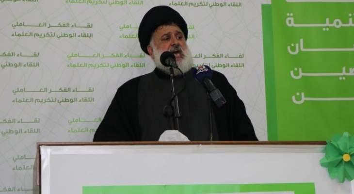 علي عبد اللطيف فضل الله: لإخراج القضايا الانسانية من التجاذبات السياسية
