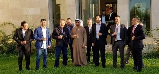 المرعبي نوه بالخدمات التي تقوم بها الإمارات في عكار وبدور الشامسي ونشاطه