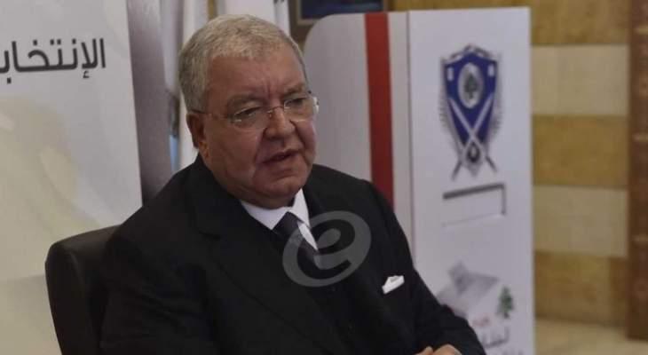 المشنوق استقبل السفير ألارميني وعضو اللجنة المركزية في حركة فتح عزام الأحمد
