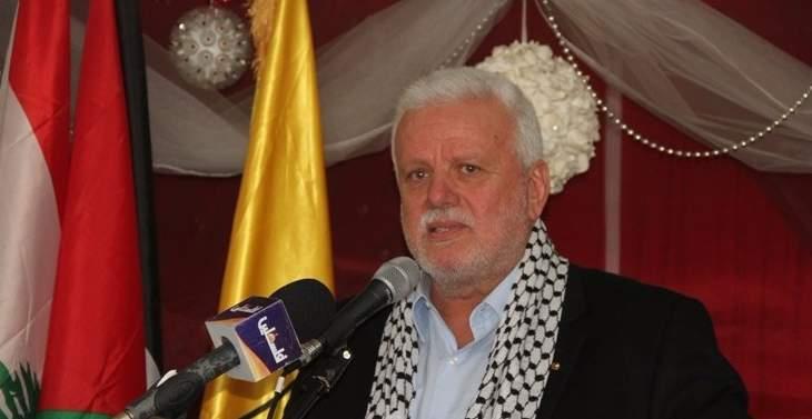 أبو العردات: عباس سيعلن من الأمم المتحدة دولة فلسطين تحت الاحتلال