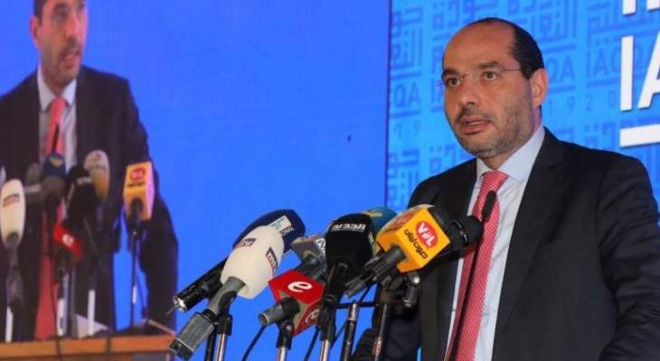 حس مراد: للتنسيق مع الحكومة السورية لتعزيز العلاقات الاقتصادية