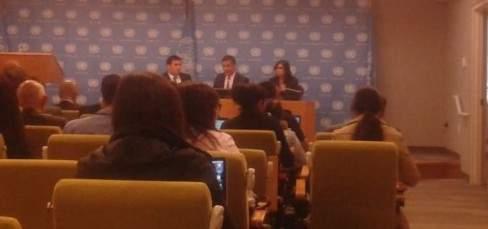 سفير بوليفيا بالامم المتحدة للنشرة: نتاقش القرار 1559 إحتراما لسيادة لبنان