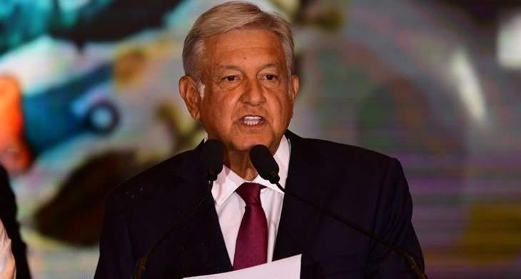 رئيس المكسيك: على الفنزويليين عدم اللجوء للعنف بعد دعوة غوايدو للنزول للشوارع