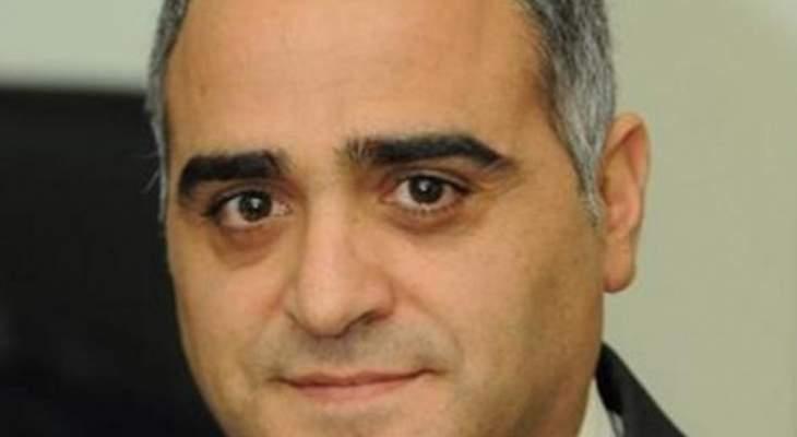 وليد نصر: نريد أن يكون قطاع البترول رافداً للإقتصاد اللبناني