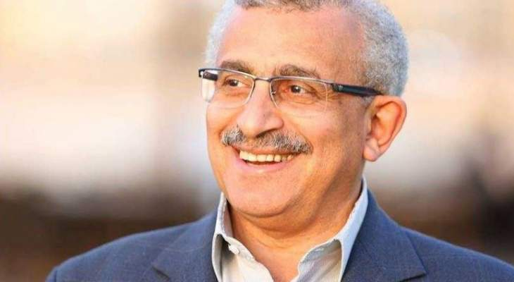 أسامة سعد التقى وفداً من المكتب التربوي للتنظيم الشعبي الناصري