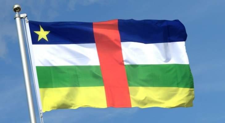 حكومة إفريقيا الوسطى والمجموعات المسلحة توقع اتفاق سلام في بانغي