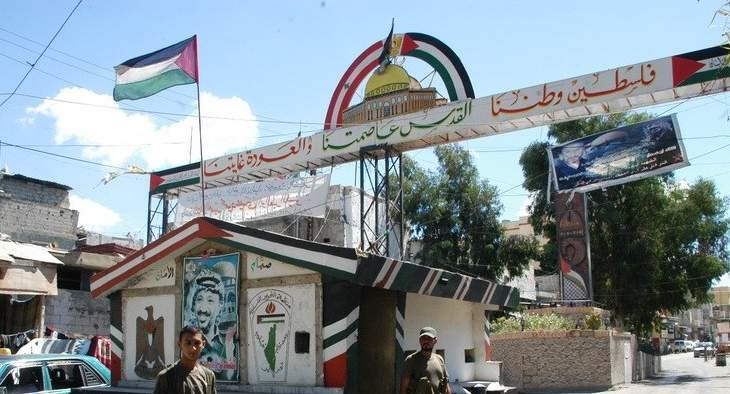 إجتماع فلسطيني في عين الحلوة وتأكيد على حيادية الموقف الفلسطيني