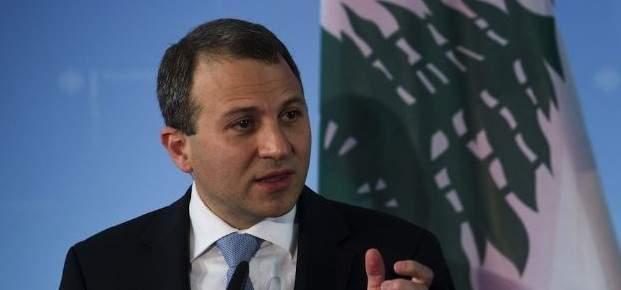 """جبران باسيل يمرّك انتخابياً بدعوة """"الأونروا"""" لشطب اللاجئين الفلسطينيين"""