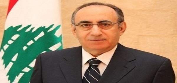 نحاس:لإقرار مشروع القرض الميسّر لمرفأ طرابلس بأول جلسة قادمة لمجلس النواب