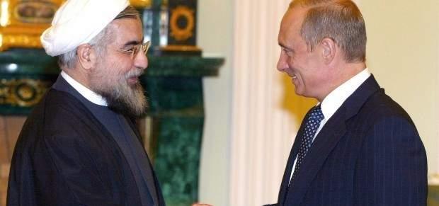 قمة بوتين - روحاني.. تعزيز التعاون وتوثيق العلاقات الإقتصادية