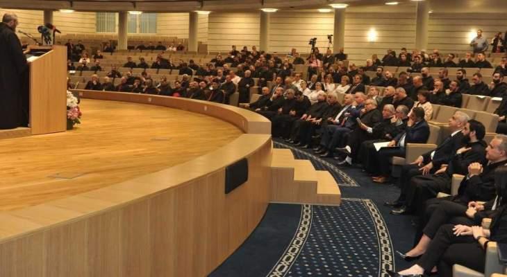 جامعة الروح القدس نظمت مؤتمرا حول التراث السريانيّ الشعريّ الموسيقيّ