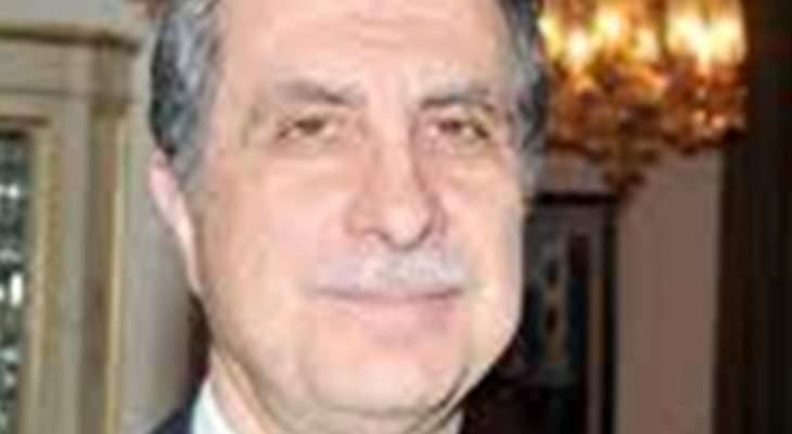 سفير لبنان بتونس: لا يمكن أن ننتظر من اسرائيل الانسحاب بسهولة من مزارع شبعا