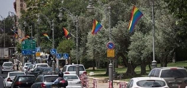 """الشرطة الاسرائيلية تستنفر لحماية مسيرة """"فخر القدس"""" للمثليين في المدينة"""