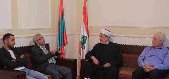المفتي سوسان: منع دخول أسامة سعد مخفر صيدا إساءة كبيرة للمدينة