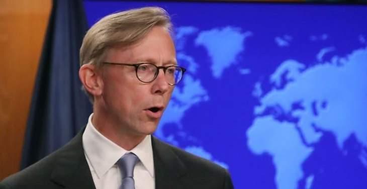هوك:  ترامب هو من سيتخذ قراراً عسكرياً بشأن طهران