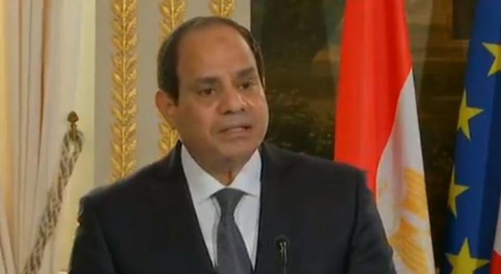 السيسي: زيارة البشير لمصر تتويجا للجهود التي بذلت العام الماضي بالقضايا ذات الاهتمام المشترك