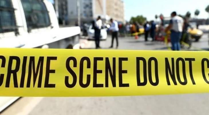 شرطة اميركا:مرتكب حادث إطلاق النار بكاليفورنيا يبلغ 19 عاما وفر هاربا