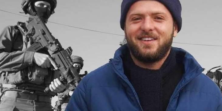 أحمد جرار شهيداً بعد استنزاف الإحتلال الإسرائيلي