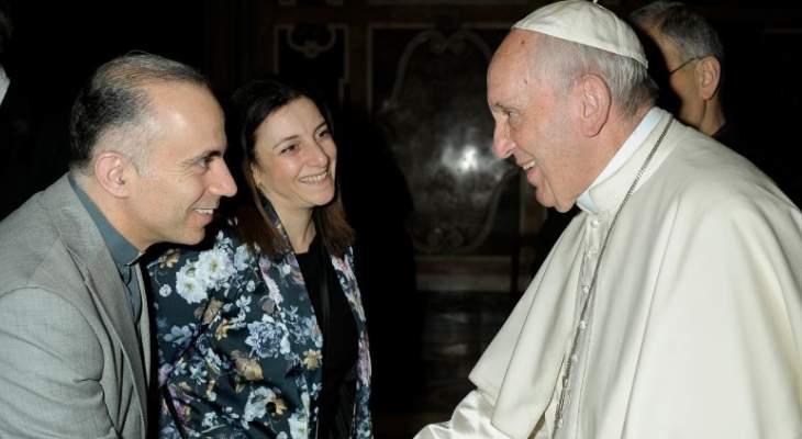 البابا فرنسيس:لإلتزام مشترك بين القيادات كافة للتحذير من الإنحرافات الدينية