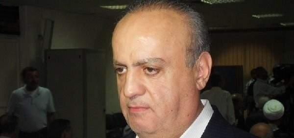 """وهاب: نثق بالقضاء العسكري ولن نقبل بأقل من إقالة """"المجرم"""" عماد عثمان ومحاسبته"""