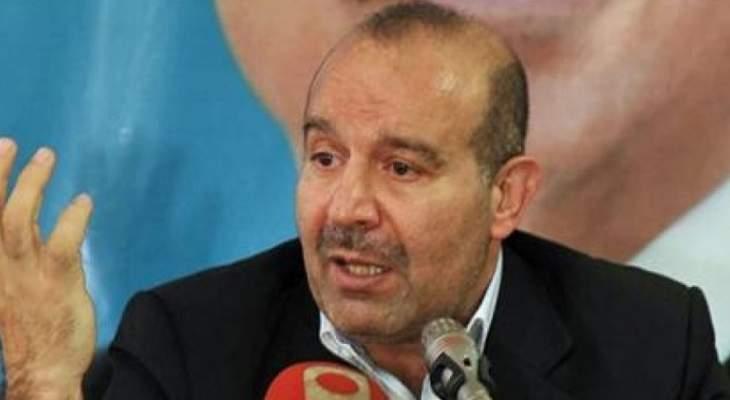 علوش: علينا إقناع مؤيدينا أن التحالف في طرابلس سيثمر عشرين ألف وظيفة